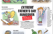 Extreme Father's Day makeovers